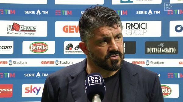 Osimhen will give Napoli more quality in attack – Gattuso
