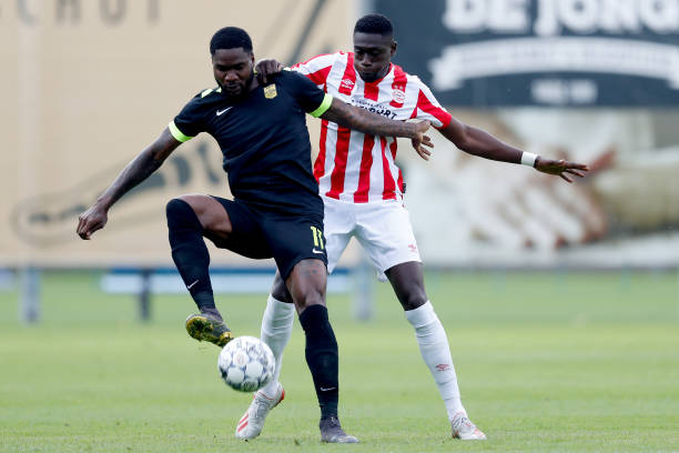 Brown Ideye announces Aris Thessaloniki exit