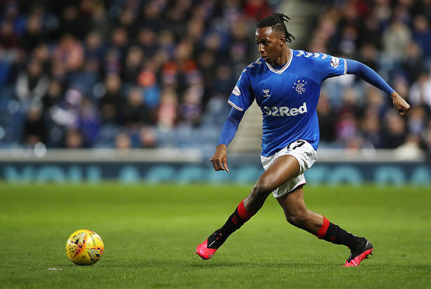 Joe Aribo glad to be back in action for Glasgow Rangers