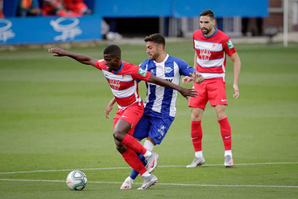 Ramon Azeez stars in Granada's vital win over Real Sociedad