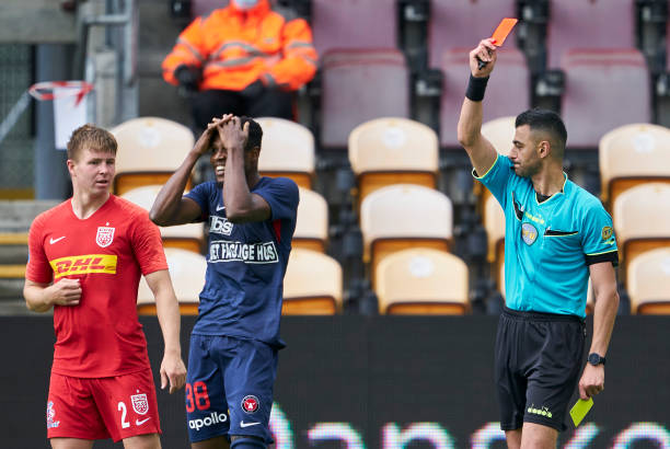 Makinde scores first Superliga goal as Frank Onyeka sees red in Denmark