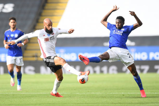 10 tackles, 5 interceptions and 1 clearance: Ndidi stars as Leicester boosts UCL hope