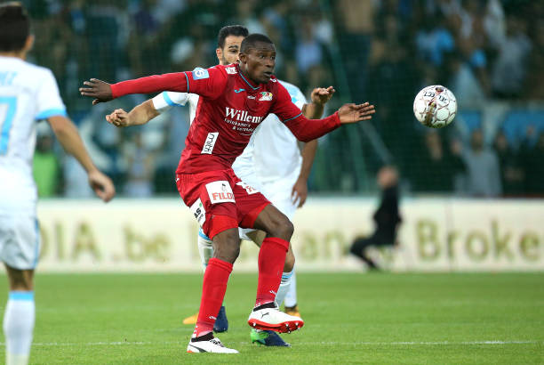 Belgian club KV Oostende releases Super Eagles striker, Joseph Akpala