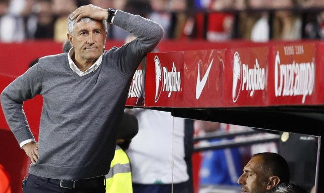 Messi wants Setién replaced at Camp Nou
