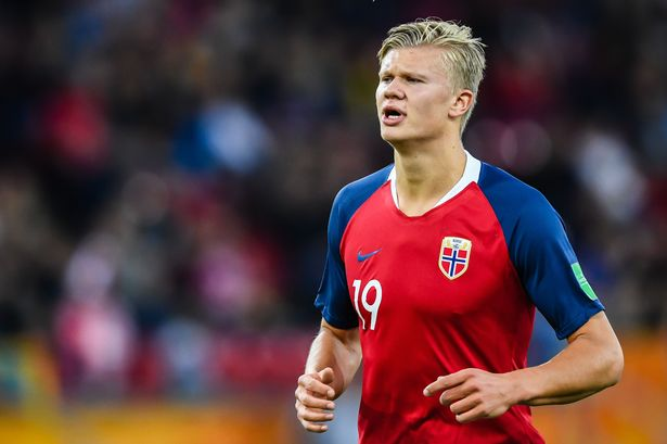 Best strikers currently in the world – Norway's Haaland is among the top players