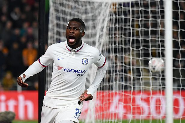 Fikayo Tomori Joins AC Milan on Loan