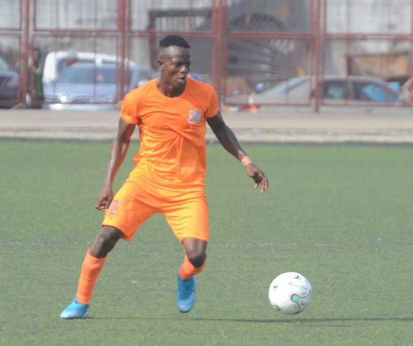 Enyimba joins others in the race to sign Ogunniyi Omojesu from Sunshine