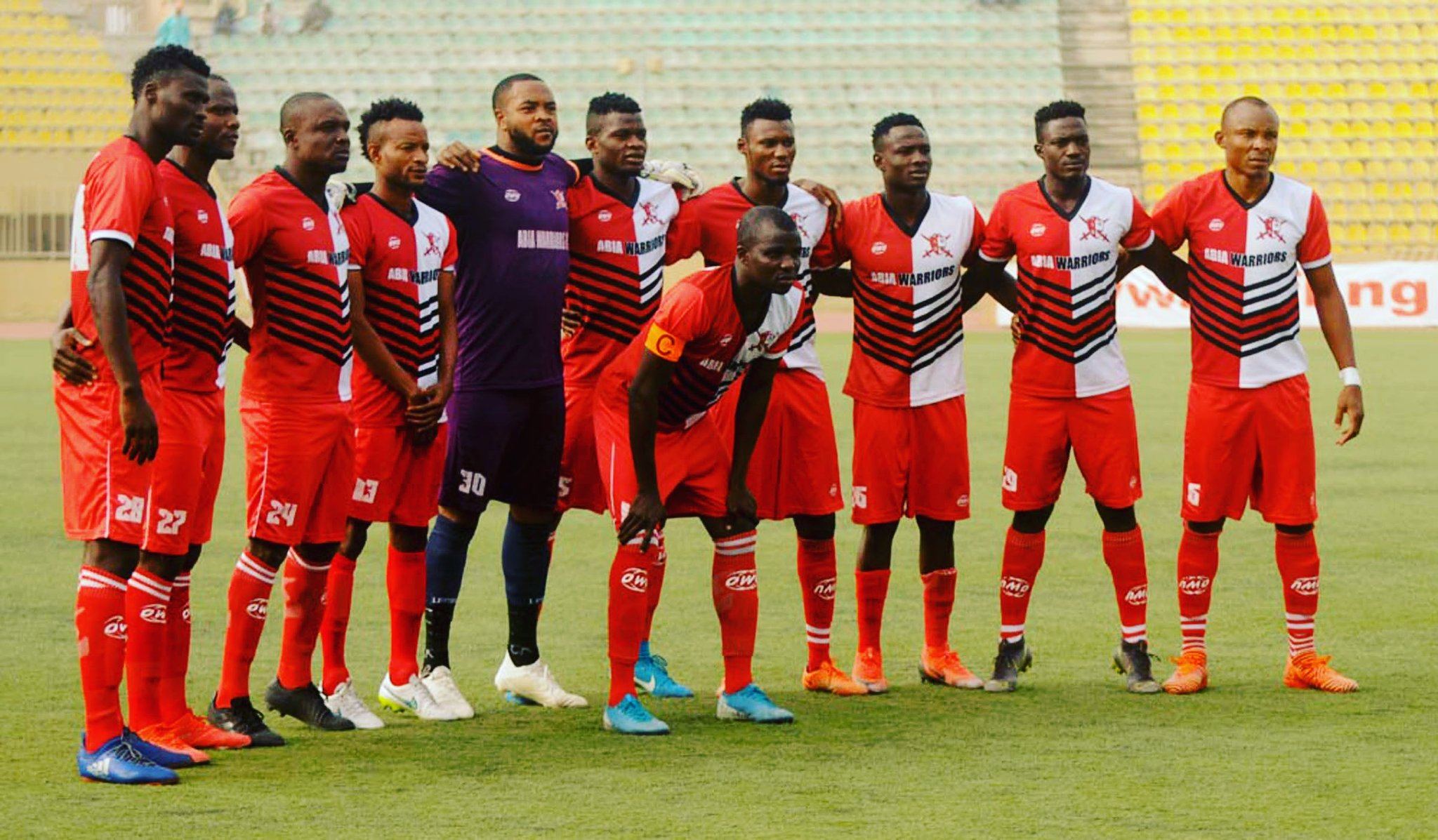 Anaezemba wants Abia Warriors to Improve