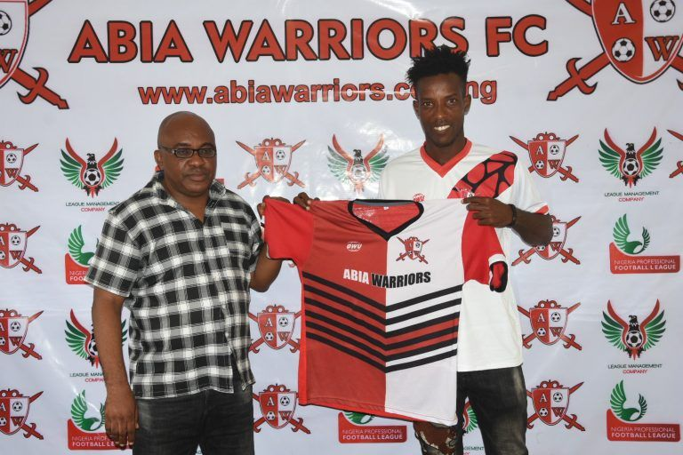 Vincent Edafe joins Abia Warriors from Dakkada FC