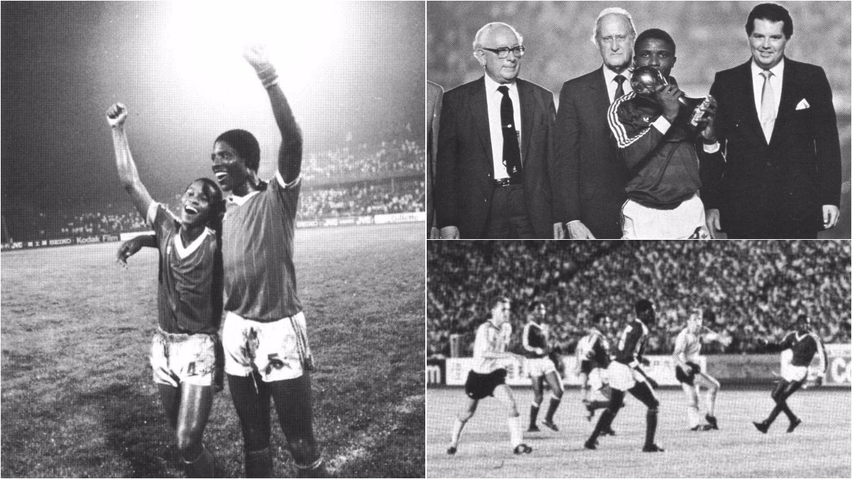 Ugbade relishes winning FIFA cadet world cup 35 years after