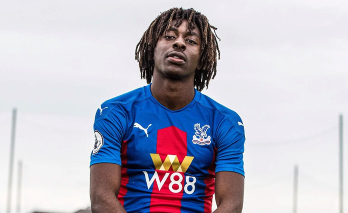 BREAKING! Eberechi Eze has completed his move to Crystal Palace