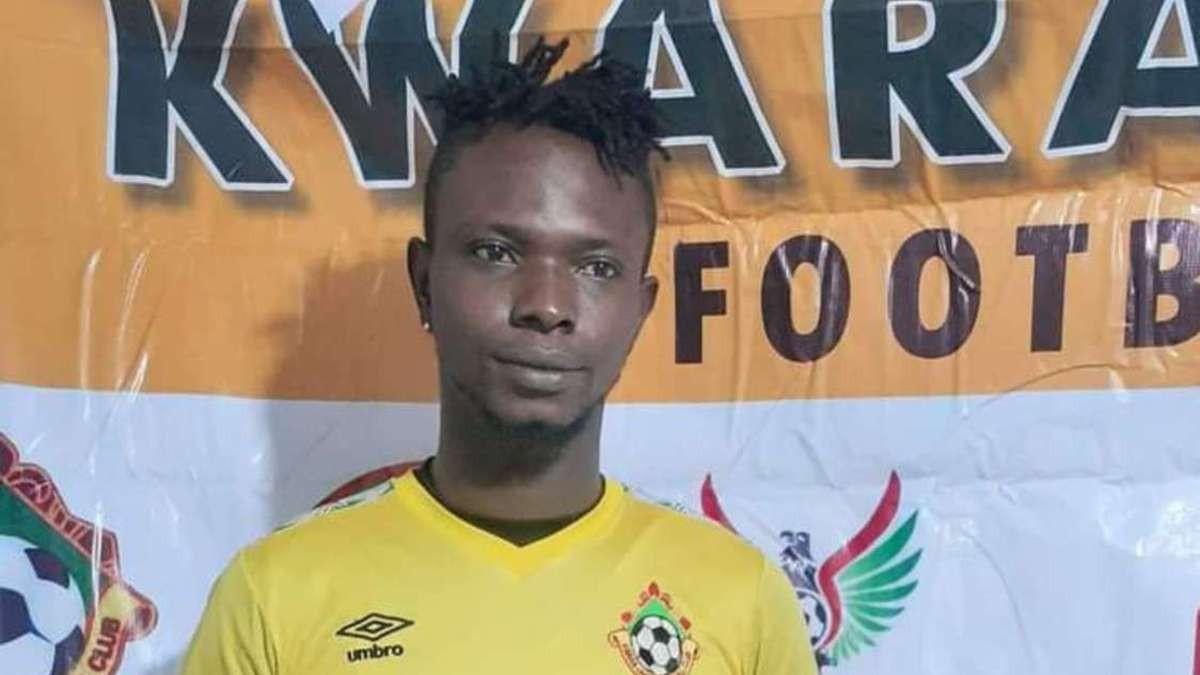 Kwara United completes the signing of former Heartland defender Jide Williams