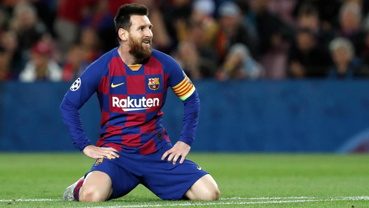 LaLiga backs Barcelona over Lionel Messi situation