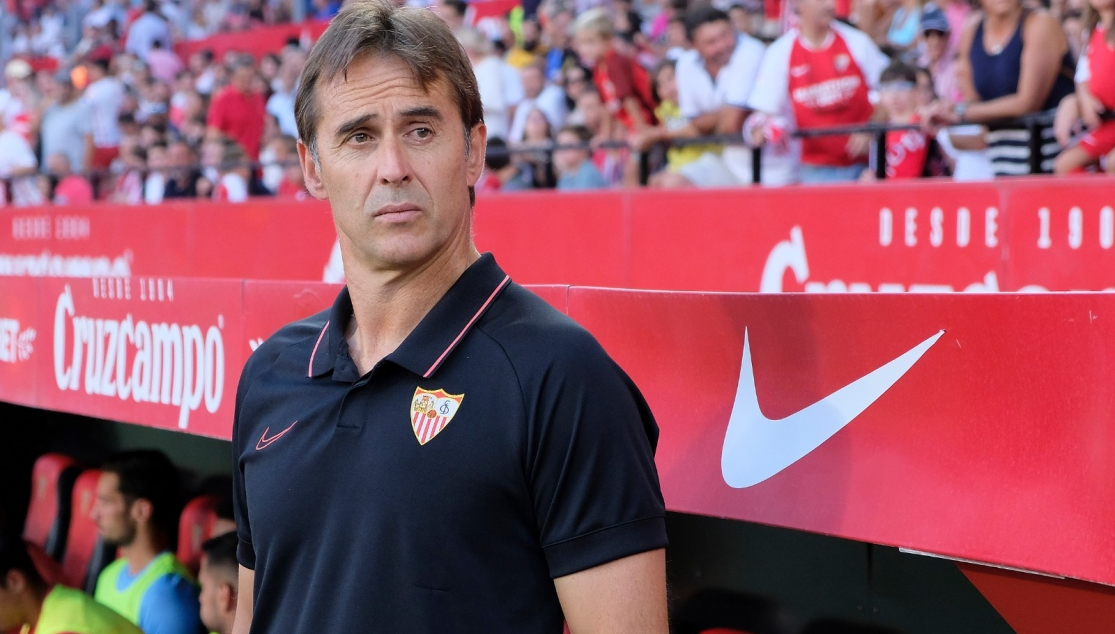 Five things you might not know about Julen Lopetegui