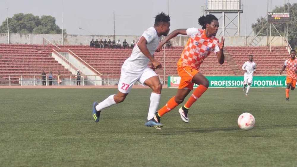 Akwa United's Olisa Ndah wants positive start to second stanza of the league