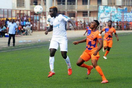 Wasiu Jimoh completes transfer to Plateau United