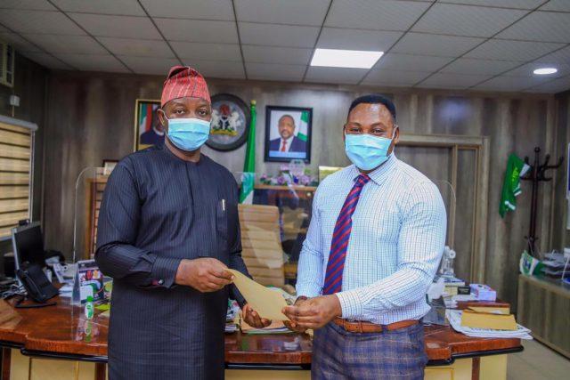 JUST IN – President Buhari appoints Daniel Amokachi SA on Sports