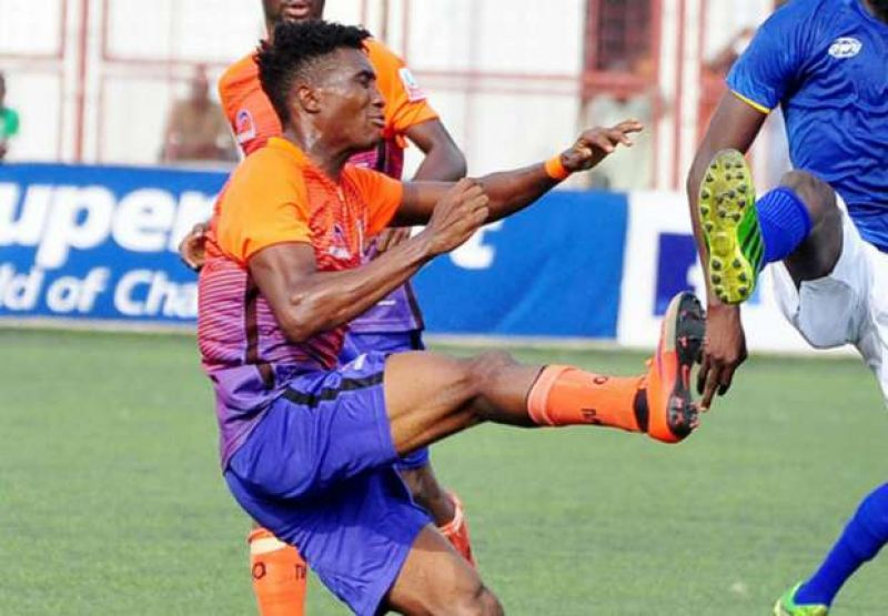 Anthony Omaka reveals reason for making Enyimba move