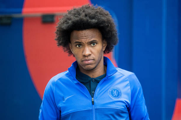 Update – Willian agrees deal to leave Chelsea for Arsenal