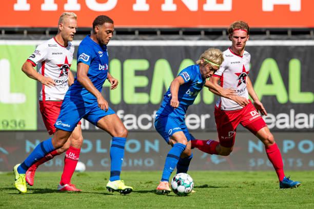 Dessers, Onuachu on target for Genk as new Belgian league kicks off