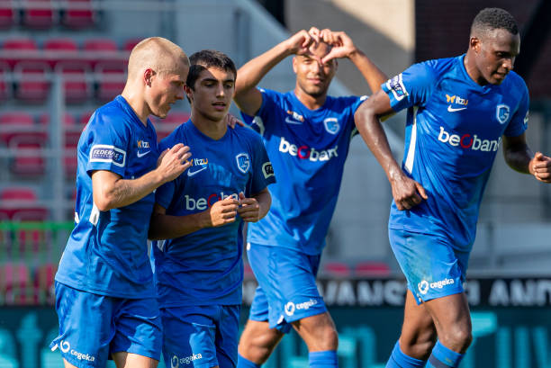 Dessers nets five goals to lead Genk to victory over Westerlo