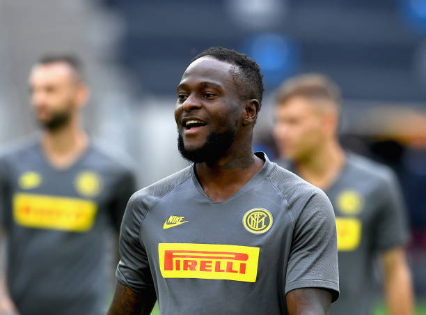 Inter Milan ready for the Europa League final – Victor Moses
