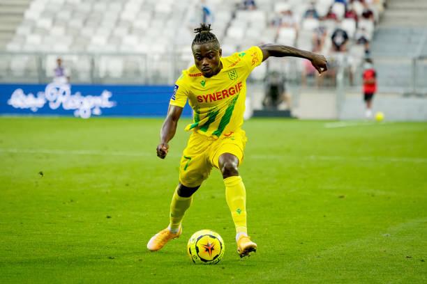 Simon Moses stars in Nantes first league win of the season