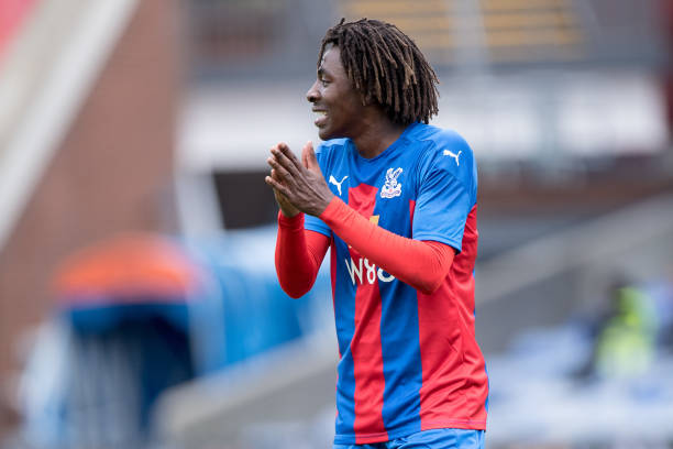 Crystal Palace Manager Roy Hodgson reveals reason for Eberechi Eze signing