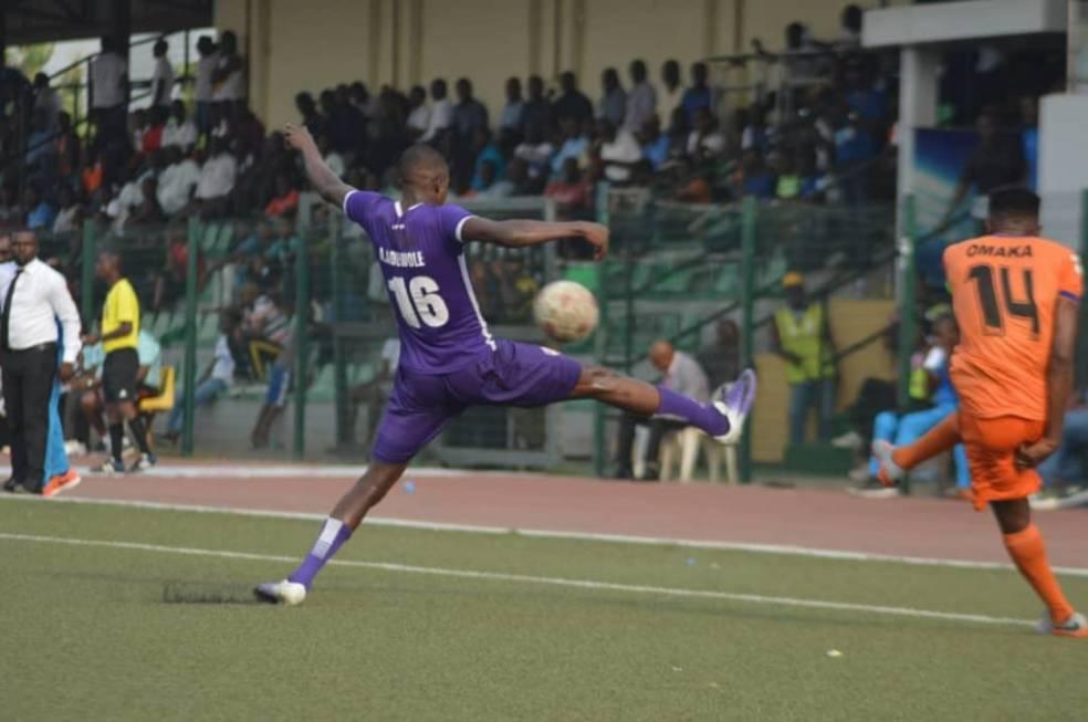 Kabiru Adeniji pens emotional farewell message to MFM FC