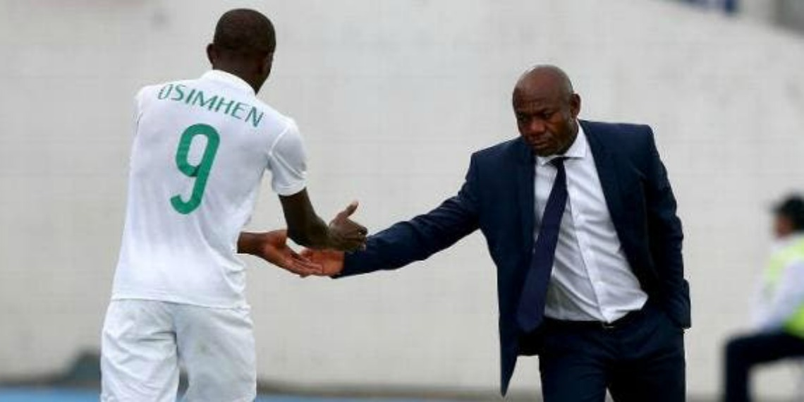 Amunike backs Napoli's new boy Osimhen for success in Serie A