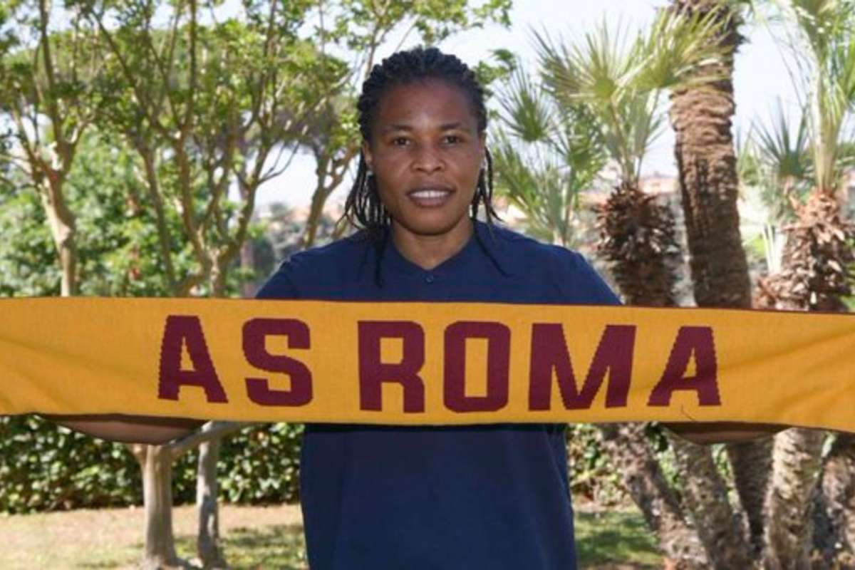Ohale ready for new challenge at AS Roma