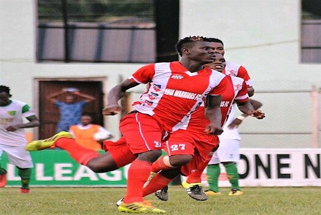Meet Asiegbu Shedrack; Abia Warriors' Sensational Midfielder