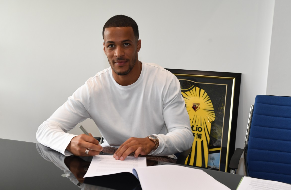 Troost-Ekong happy to join Watford