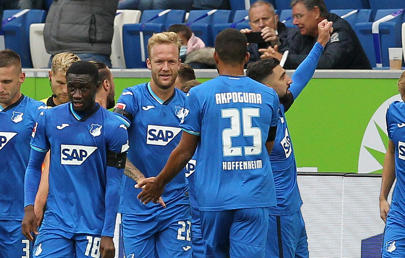 Super Eagles new boy Akpoguma stars as Hoffenheim thrash Bayern Munich
