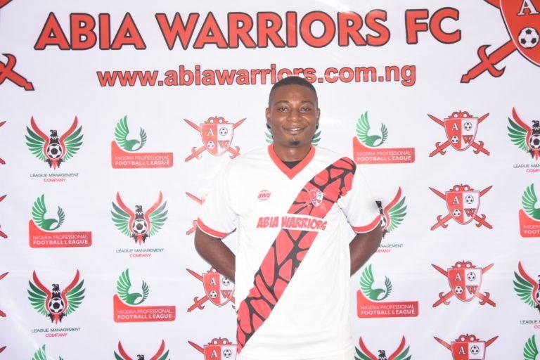 Chukwuemeka Obioma Signs For Abia Warriors