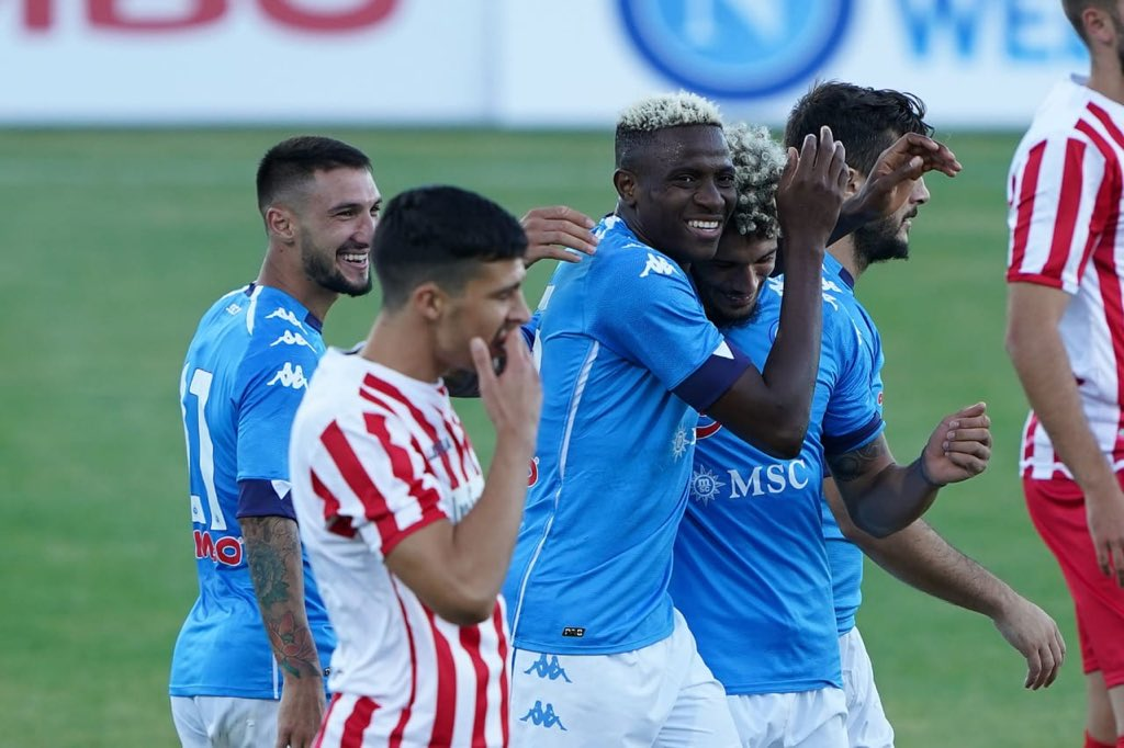 2 games, 6 goals and 4 assists: Osimhen will set Serie A on fire