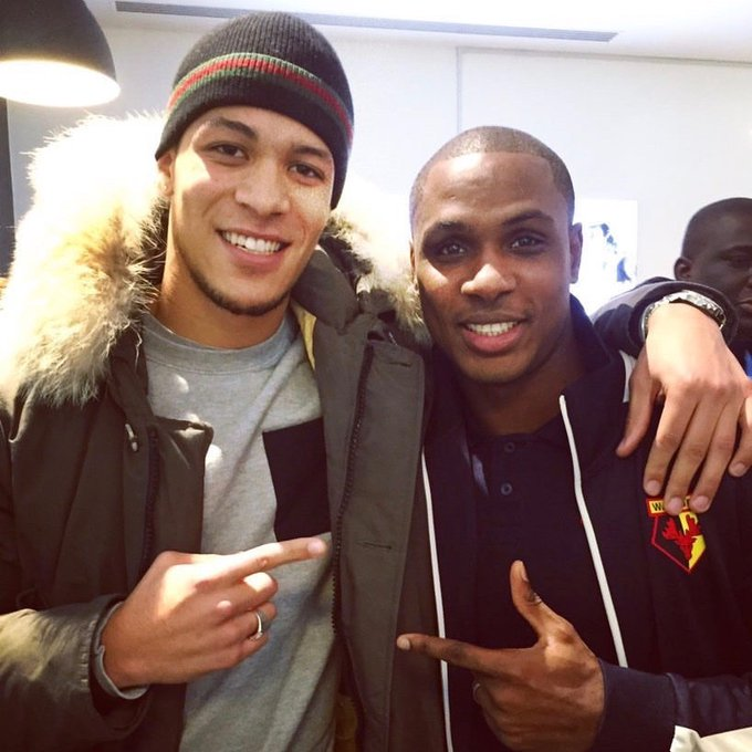 Ekong reveals Ighalo's influence on decision to join Watford