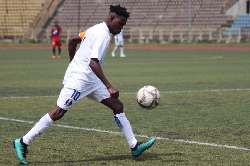 Ayobami Junior remains our player, says 3SC