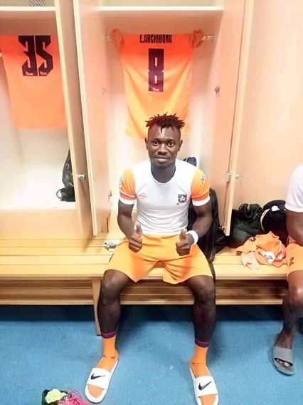 Rangers completes the signing of midfielder Eso Archibong from Dakkada