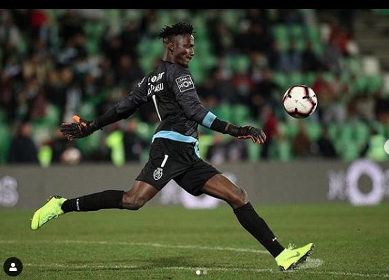 Alampasu's Europa league debut ends in a nightmare