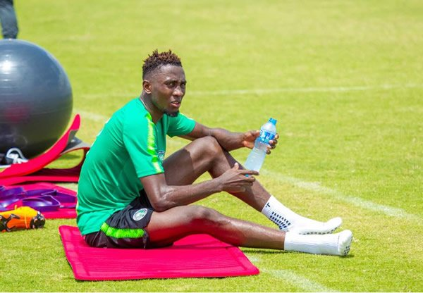 Rohr warns Ndidi against rushing back to action from injury