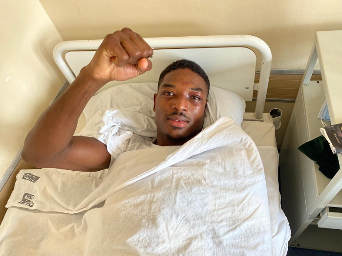 Nigerian-British Accountant turned Boxer Hospitalized after Brutal TKO