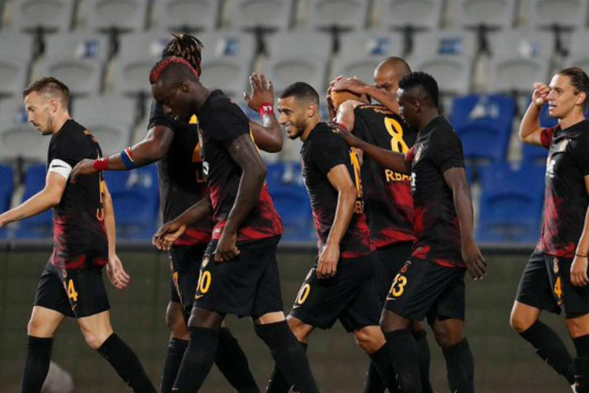 Sekidika on target, Etebo features as Galatasaray humiliate Denizlispor