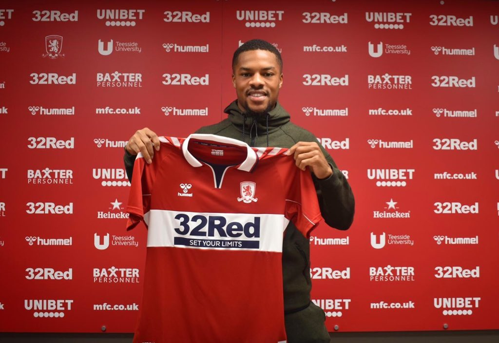 Chuba Akpom joins Middlesbrough from PAOK