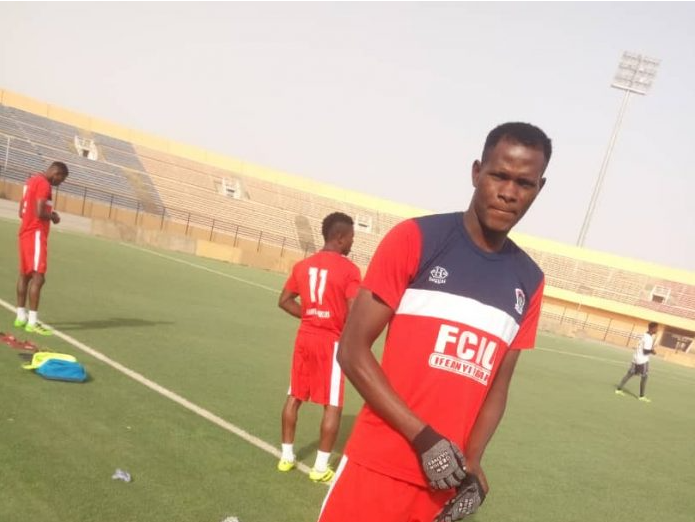 Gbadamosi Olamilekan delighted to join Rivers United