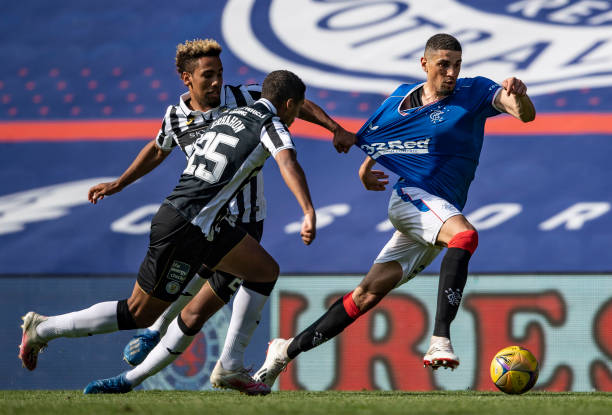 Balogun stars as Rangers beat114-year-old Scottish record with latest clean sheet