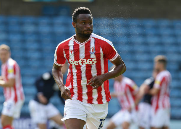 Mikel Obi's Stoke City suffers second defeat of the season