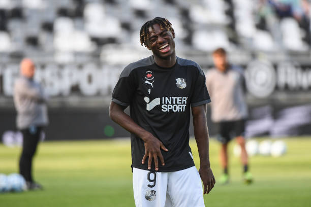 Stephen Odey makes losing start to his SC Amiens career
