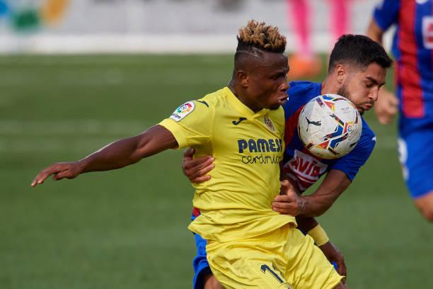 Chukwueze stars in Villarreal first league win of the season