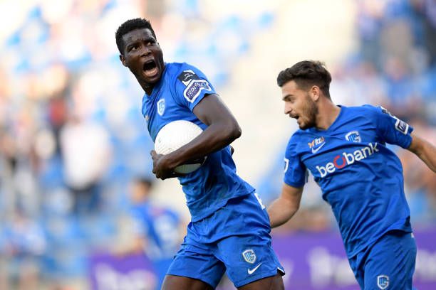 Onuachu Dessers Fire Krc Genk To Summit Of Jupiler League Latest Sports News In Nigeria